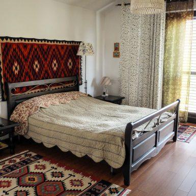 Design de interior casa stefanesti - dormitor matrimonial