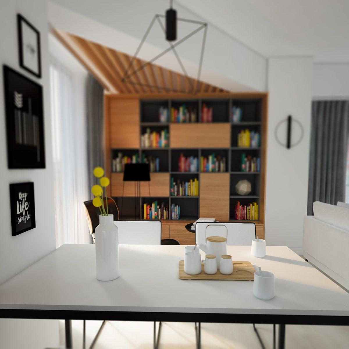 Consultanță în arhitectură și în design de interior